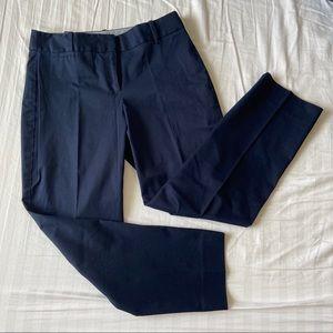Talbots•Navy Blue Ankle Slacks